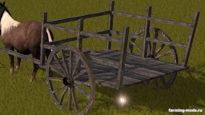 """Мод """"Rideable Pony v 1.0"""""""