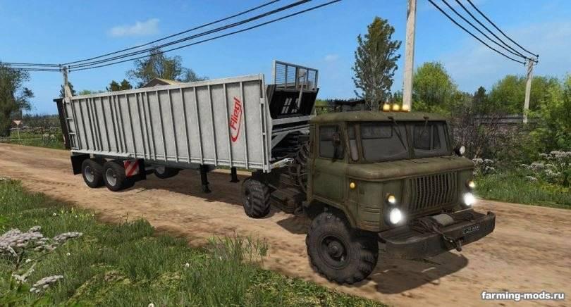 "Мод ""ГАЗ-66 v 1.6.1"""