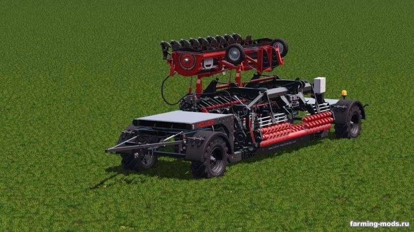 Мод Holmer Terra Dos T4-40 v 1.0 для Farming Simulator 2017