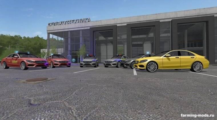"Мод ""Mercedes C250 AMG v 1.0"""