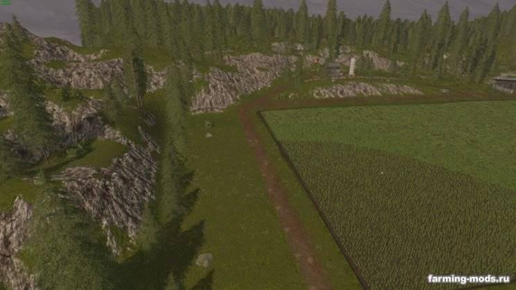 "Мод ""Goldcrest Valley II v 6.0.1.0"""
