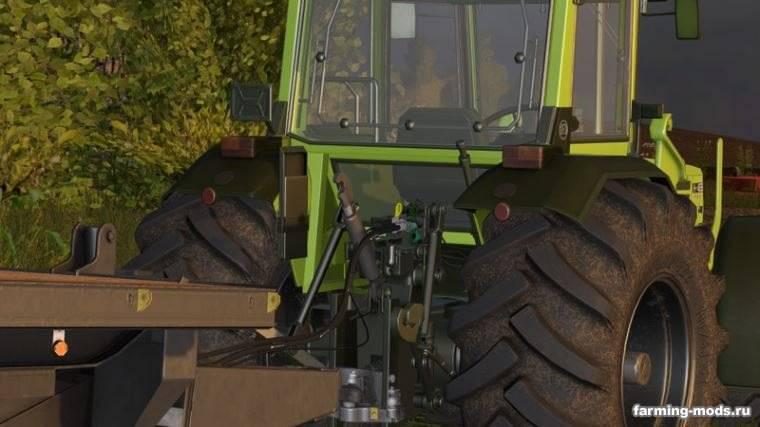 "Мод ""Huerlimann H488 With Big Wheels v 1.0"""