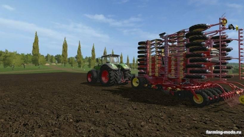 Мод Vaderstad Pack v 1.0 для Farming Simulator 2017