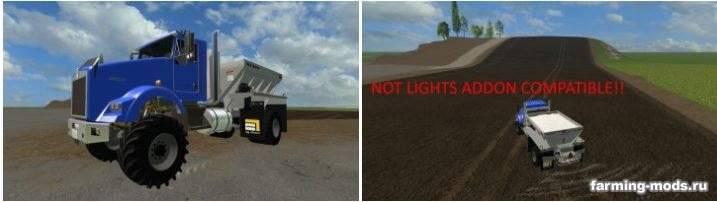 "Мод ""Kenworth Fert Truck v 1.0"""
