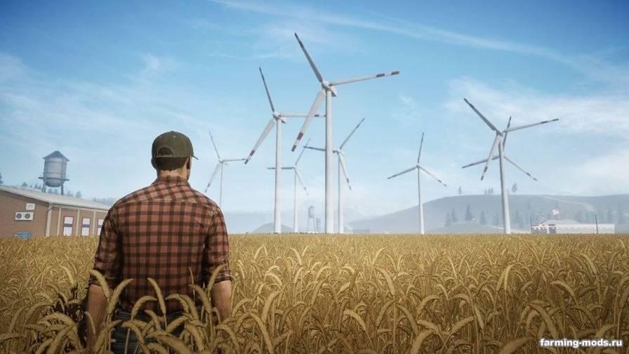 Зеленая энергия в Pure Farming 2018