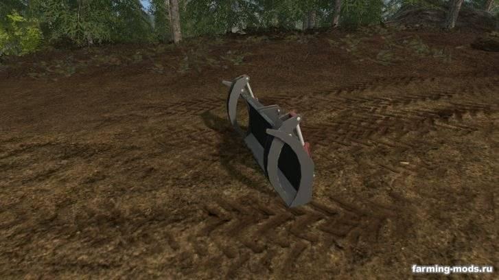 "Мод ""Lizard Log Shield v 1.1"""