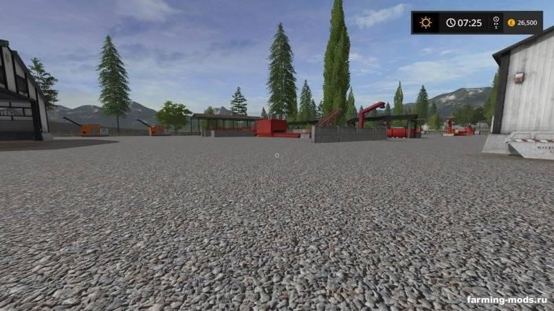 "Мод ""Карта Cherry Hills Seasons for Alan Jones v 2.0"""