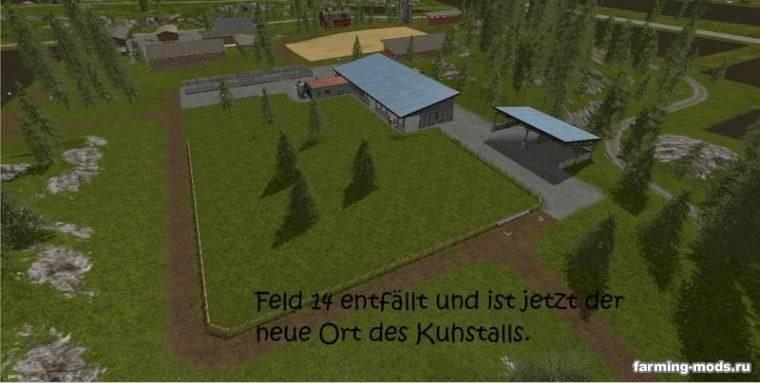 """Мод """"Карта Dorf Godshorn v 1.3"""""""