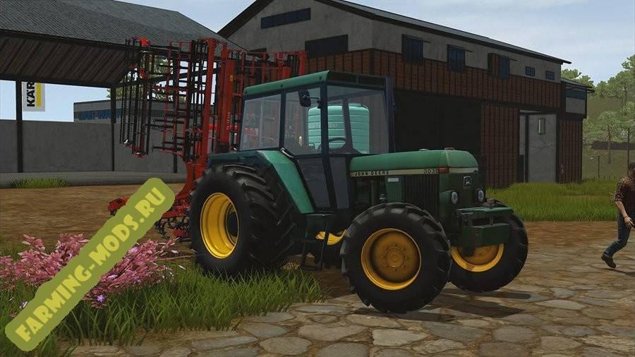 "Мод ""John Deere 3030"" для Pure Farming 2018"