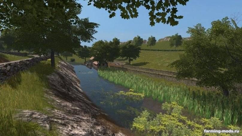 "Мод ""Карта Millhouse Farm v 1.0"""