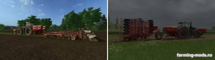 Мод Пак Vaderstad v 2.0 для Farming Simulator 2017