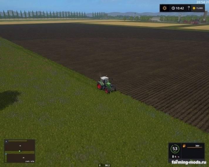 "Мод ""Карта Westbridge Hills Flat v 1.3"""