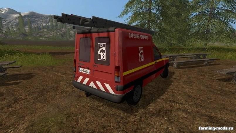 """Мод """"Renault express VTU v 1.0"""""""
