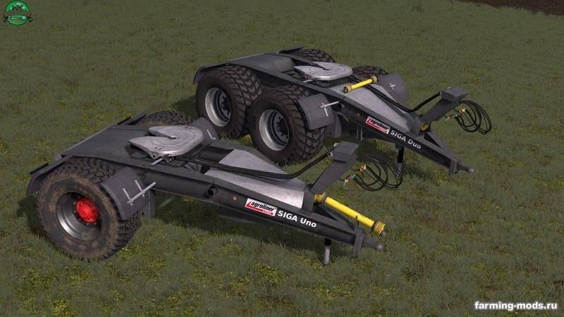 """Мод """"Agroliner/Stapel SMK34 v 1.0"""""""