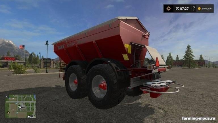 Мод Rauch Axento GIGANT v 2.0 для Farming Simulator 2017