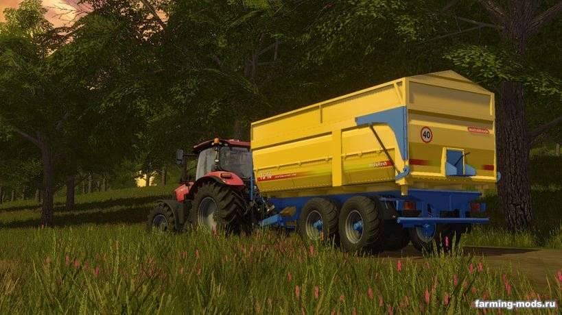 Мод Metaltech TS16 v 1.1 для Farming Simulator 2017