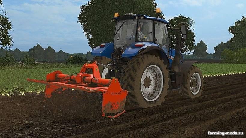 Мод Sicma RM 235 v 1.0 для Farming Simulator 2017