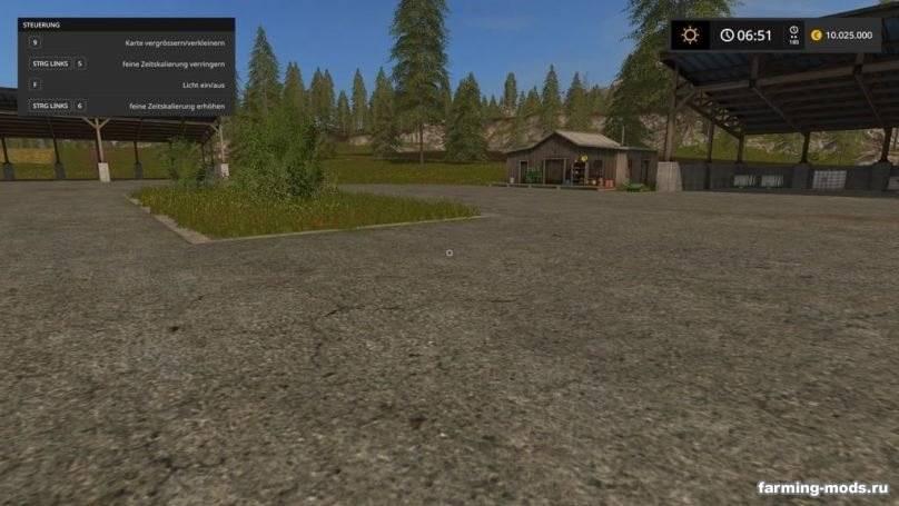 Мод Скрипт Finer Timescale Adjustment v 1.0 для Farming Simulator 2017