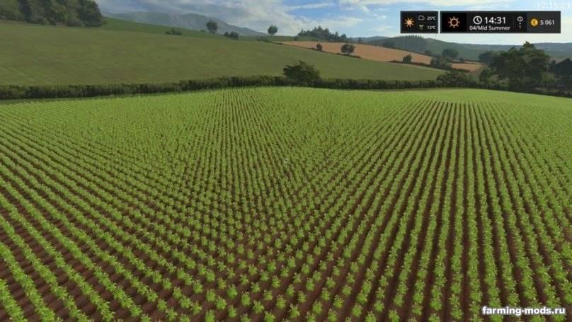 Мод Seasons Geo: Bohemian-Moravian Highlands v 1.0 для Farming Simulator 2017