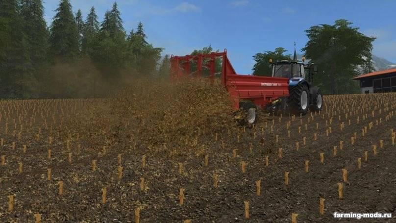Мод Pottinger Twist 7001 v 1.0 для Farming Simulator 2017