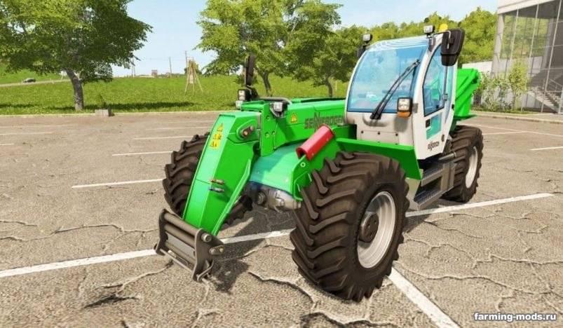 Мод Sennebogen 305 v 1.0 для Farming Simulator 2017