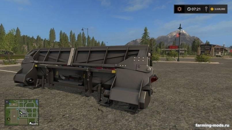 Мод Quasar HS 16 v 1.0 для Farming Simulator 2017