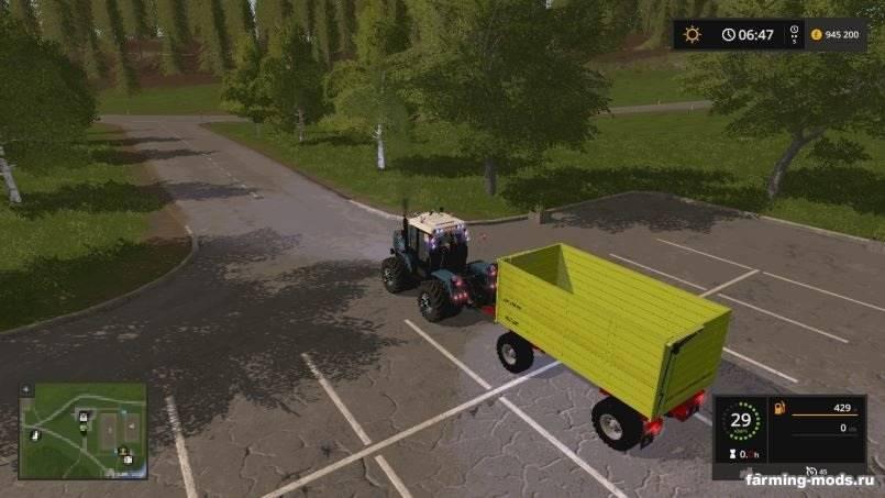 Мод Conow HW180 v 1.0 для Farming Simulator 2017