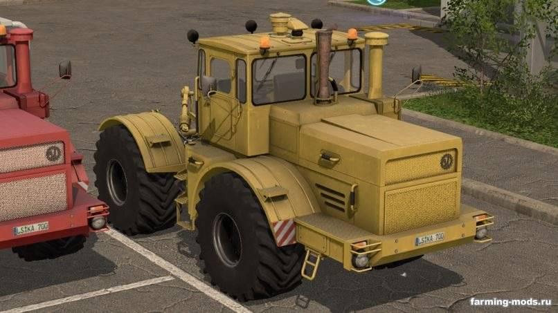 Мод Кировец К-700А v 2.0.0.2 by Erlan10 для Farming Simulator 2017