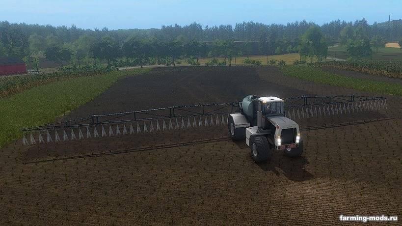 Мод Big Brute 425/100 v 1.0 для Farming Simulator 2017