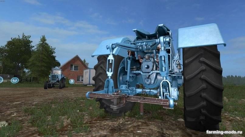 Мод МТЗ-80/82/510/512 от  Bear Farm v 2.0 для Farming Simulator 2017