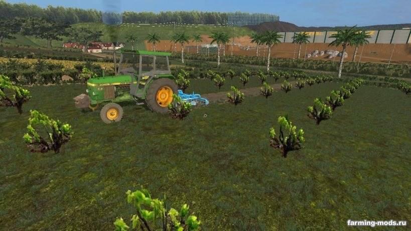 Мод John Deere 2040S v 1.1 для Farming Simulator 2017