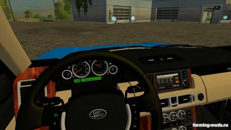 Мод Понторезка Академика v 1.0 для Farming Simulator 2015