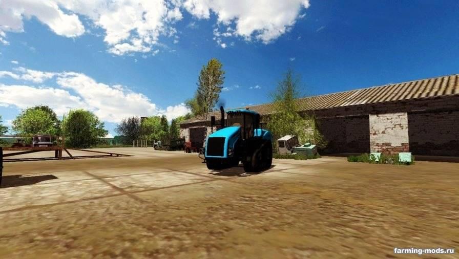 Мод Агромаш Руслан v 1.0 для Farming Simulator 2013