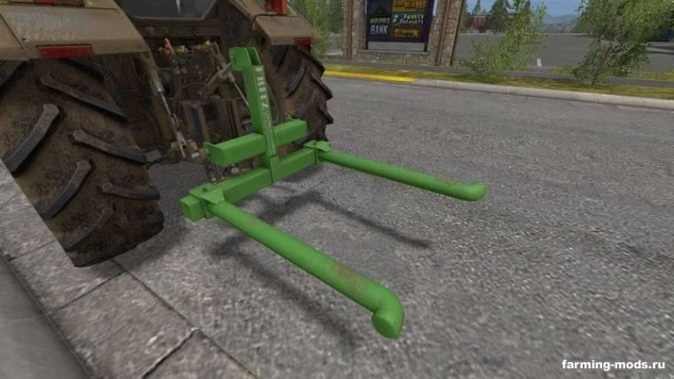 Мод Fritz Ballengabel v 1.0.0.2 для Farming Simulator 2017