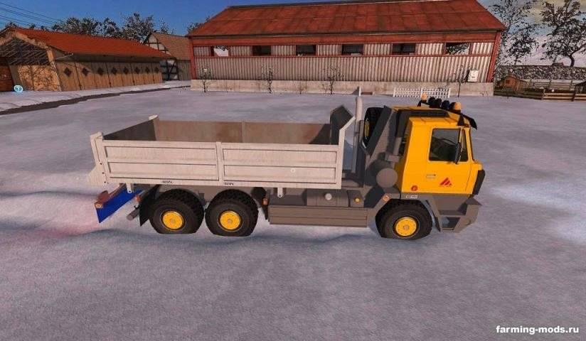 Мод Пак Tatra 815 Euro1 Agro SUS v 1.3 для Farming Simulator 2017