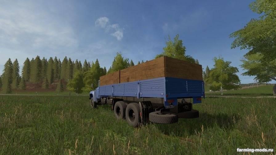 Мод ЗИЛ-133-ГЯ v 1.3.2 для Farming Simulator 2017