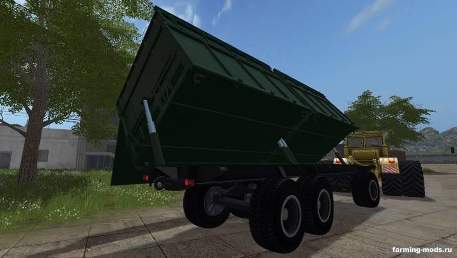 Мод ПТС-12 v 1.1 для Farming Simulator 2017