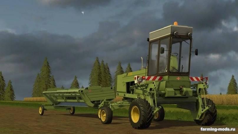 Мод Fortschritt E-303 Pack v 1.0 для Farming Simulator 2017