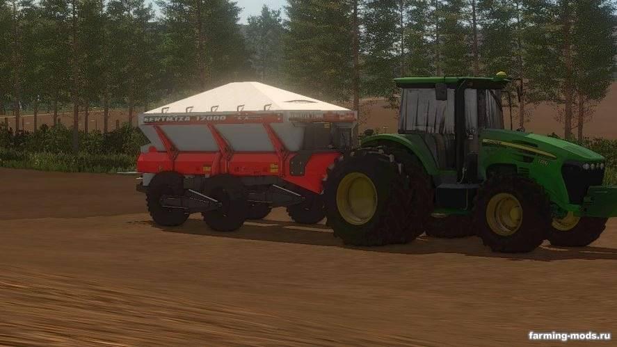 Мод Baldan Fertiliza 12000 v 1.0 для Farming Simulator 2017