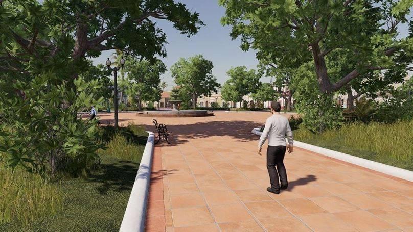 Мод Карта Estancia Lapacho v 1.0.1.0 для Farming Simulator 2019