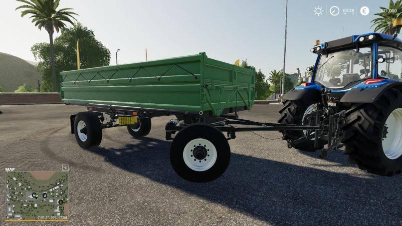 Мод HW80 v 1.0 для Farming Simulator 2019