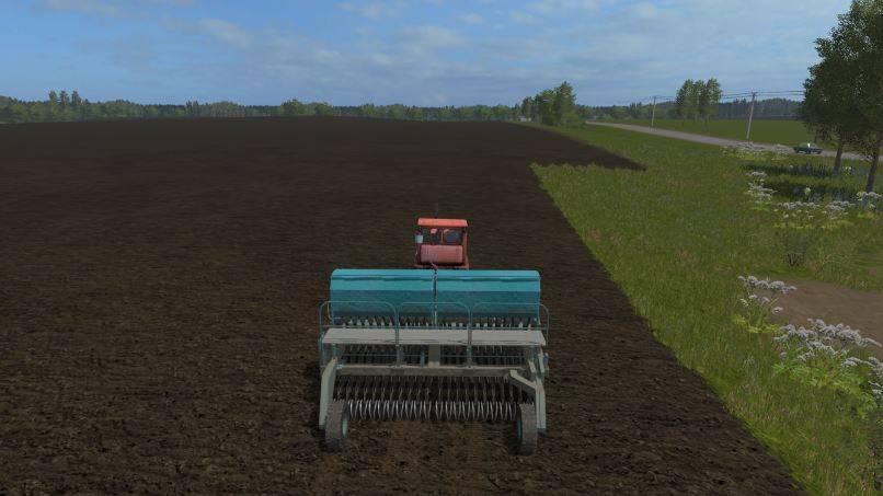 Мод Берегиня АП-421 v 1.0 для Farming Simulator 2017