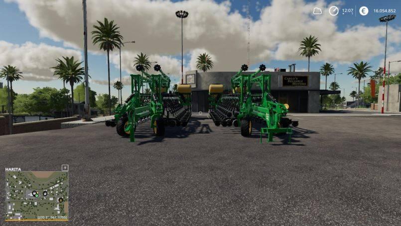 Мод Great Plains YP-2425A v 1.0 для Farming Simulator 2019