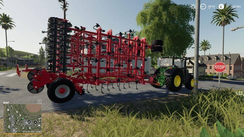 Мод Cruiser 12XL v 1.0 для Farming Simulator 2019