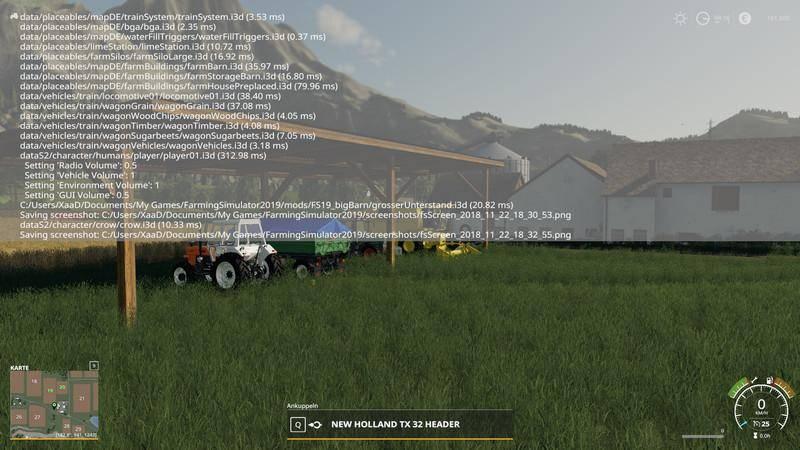 Мод Large shelter v 1.0.0.1 для Farming Simulator 2019