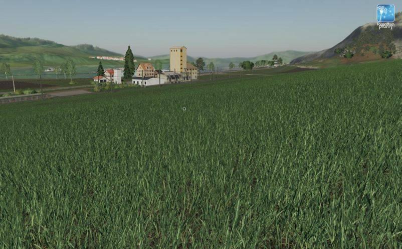 Мод Текстуры овса - Forgotten Plants - Oat v 1.0 для Farming Simulator 2019
