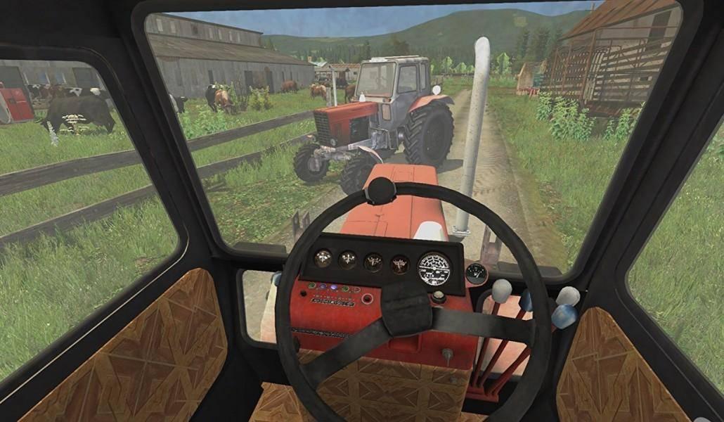 Мод МТЗ-82.1 Турбо v 3.1 для Farming Simulator 2017