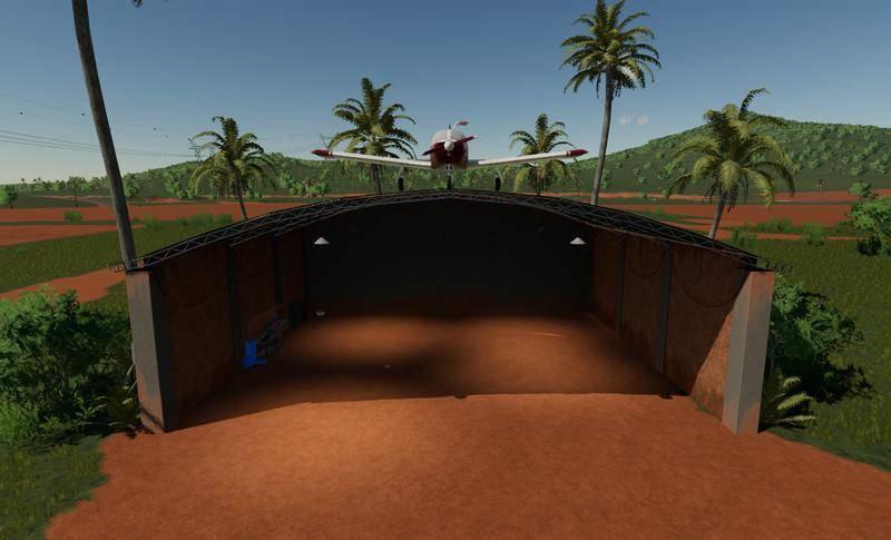Мод Modified Estancia Lapacho Toska v 1.0 для Farming Simulator 2019