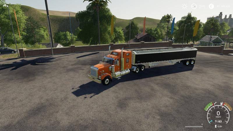Мод Wilson T60 Multi-Duo v 1.2 для Farming Simulator 2019