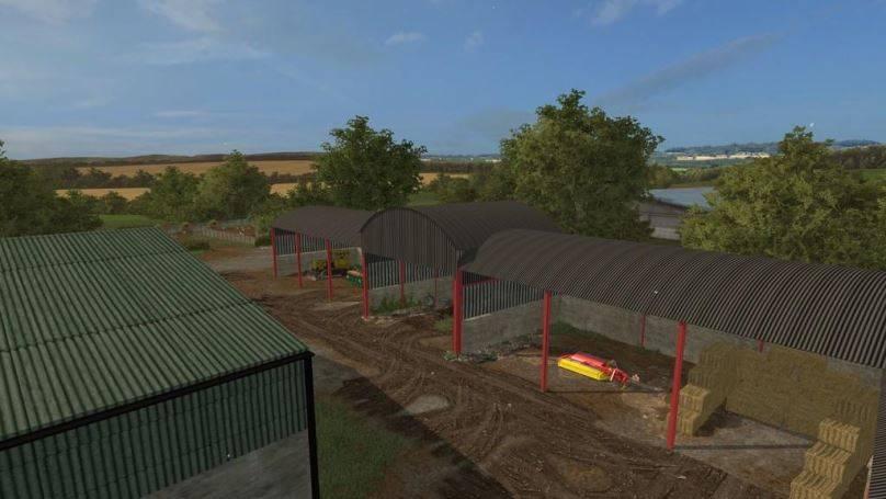 Мод Карта Chellington 19 v 3.0 для Farming Simulator 2019